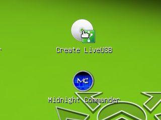 Create LiveUSB