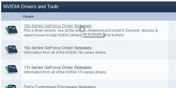 скачать драйвера на операционную систему nvidia